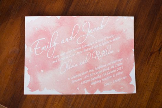 Peach And Apricot Wedding Ideas --Amy's first published wedding shoot !!!