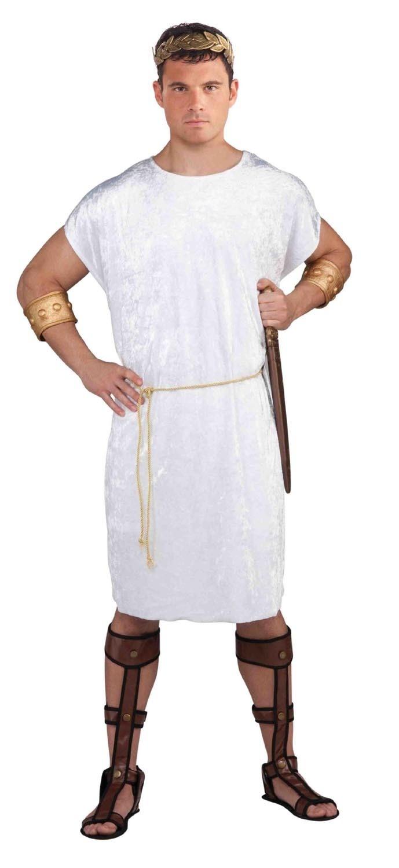Greek God Costume Idea
