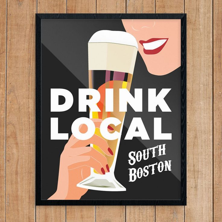 The 58 best Boston Prints images on Pinterest | South boston, Bay ...
