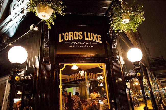 Restaurant Review: L'Gros Luxe | Her Campus