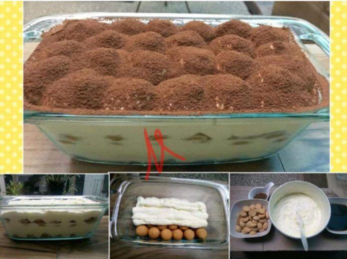Cream Tiramisu By Fleur Mega Di 2020 Resep Tiramisu Resep Masakan Indonesia