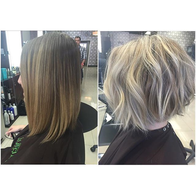 I've been waiting for this one all week shorter lengths and summer blonde…