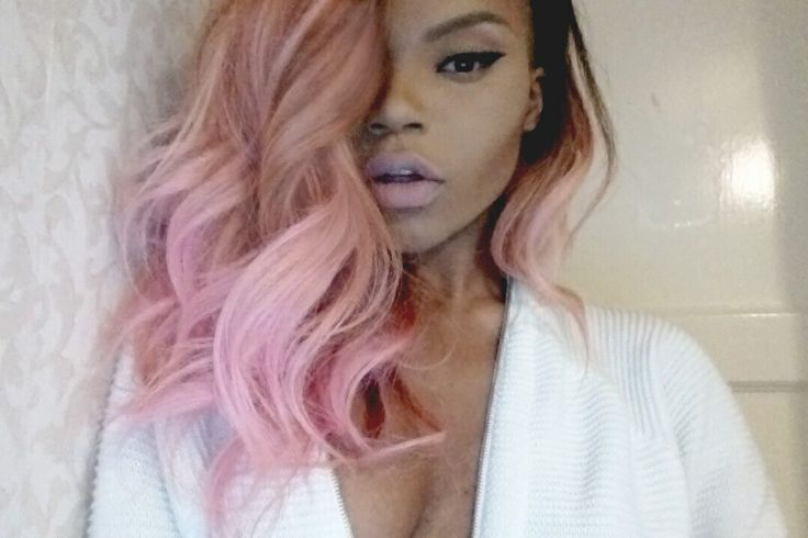 Pinks Hair Style: 17 Best Images About Hair Looks On Pinterest