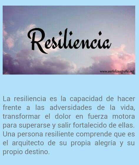 El ser humano cuenta con muchas capacidades y una de ellas es la de salir adelante a pesar de las adversidades....