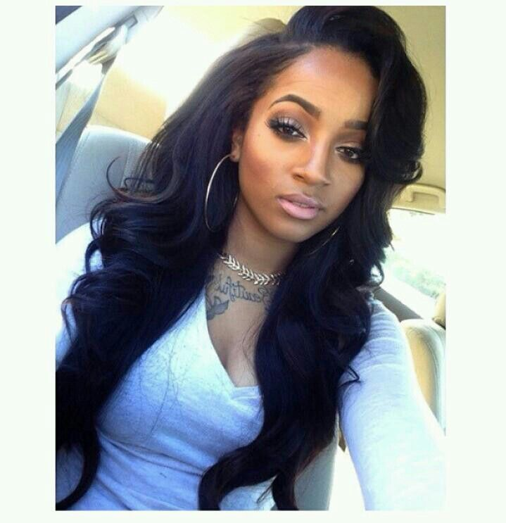 Awesome 1000 Images About Black Weave Hairstyles On Pinterest Lace Short Hairstyles Gunalazisus