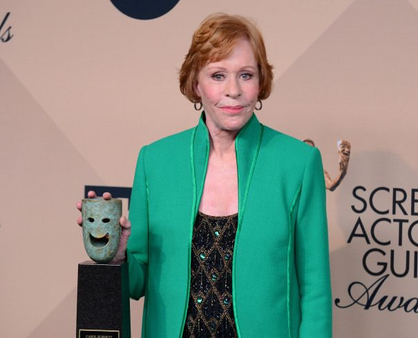 Carol Burnett Returning To TV As Star Of ABC Comedy From Michael Saltzman & Amy Poehler