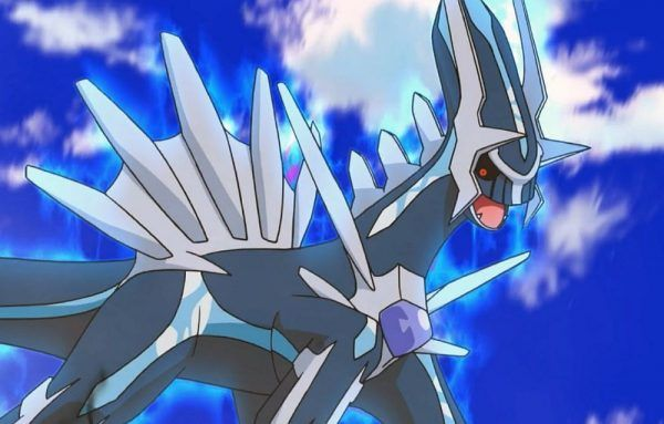 Pokemon Ultra Sun And Moon Players Can Grab Codes For Legendary Pokemon Dialga And Palkia From Today Pokemon Cool Pokemon Play Pokemon