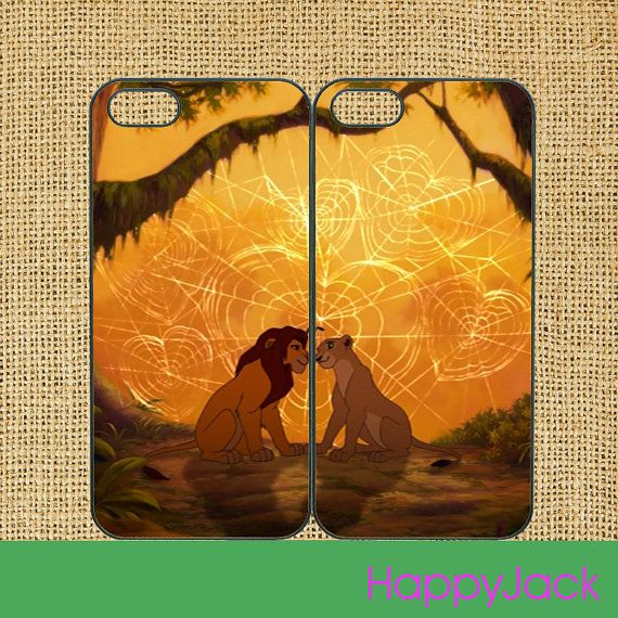 The Lion King - iPhone 5 case, iphone 4 case, ipod touch cas, ipod case, samsung galaxy S3 , galaxy S4 case, note 2 case on Etsy, $29.99: