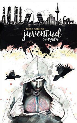 Juventud Cansada es el primer poemario de Pedro Robledo, un pozo oscuro de sentimientos y reflexiones propias del final de una juventud que no termina de encontrar su sitio, en una sociedad en crisis http://sinmediatinta.com/book/juventud-cansada/