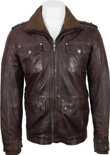 UNICORN Mens Casual Leather Jacket Brown Soft Touch Leath... https://www.amazon.ca/dp/B00JVX6MXQ/ref=cm_sw_r_pi_dp_U_x_2wDrAb35H863V
