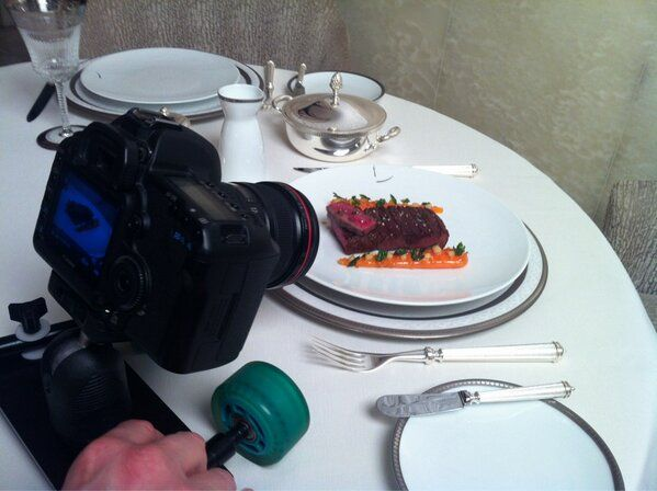 Royal Mansour's exceptional beef in Marrakech
