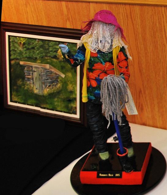 Mummer With Ugly Stick Newfoundland Pinterest