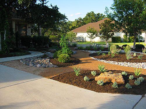 residential landscaping ideas on pinterest modern landscape design