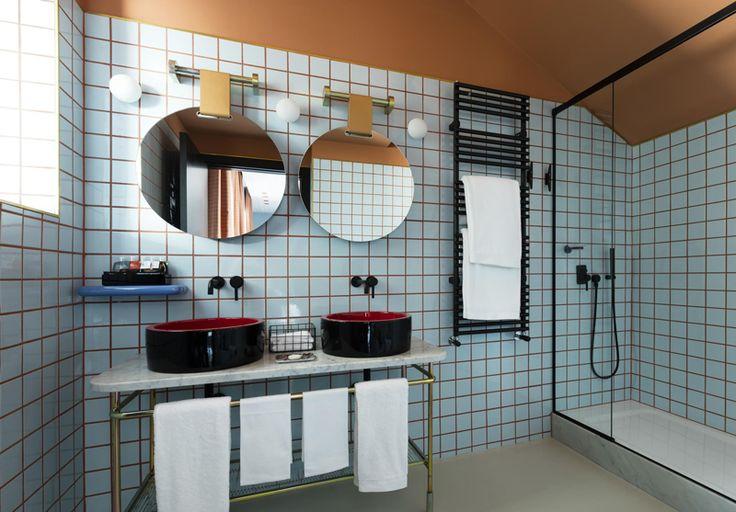 Room Mate Giulia Milano * Interiors Interiors Interiors * The Inner Interiorista