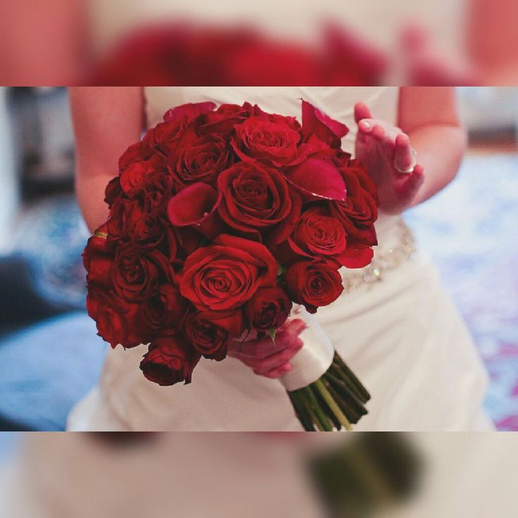 Roses are red and all kinds of colors! Check out 3 creative ways to use them: http://www.wholeblossoms.com/wedding-flowers-blog/3-creative-ways-to-use-wholesale-roses-for-wedding/