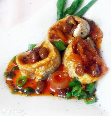 Di gotuje: Śledzie po kaszubsku z rodzynkami i żurawiną