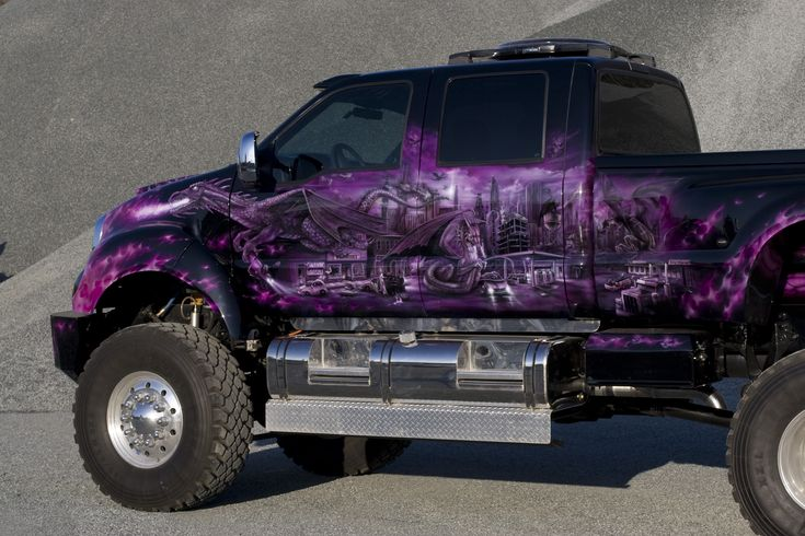 custom painted cars | Paint and Custom Airbrushing - After FX Customs