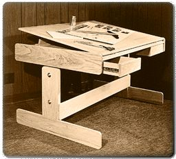 How to build Drawing Desk Plans PDF woodworking plans Drawing desk plans Explore Genevieve LeBeau s board Building A Drafting Table on Pinterest Click on the name of the drawing to download