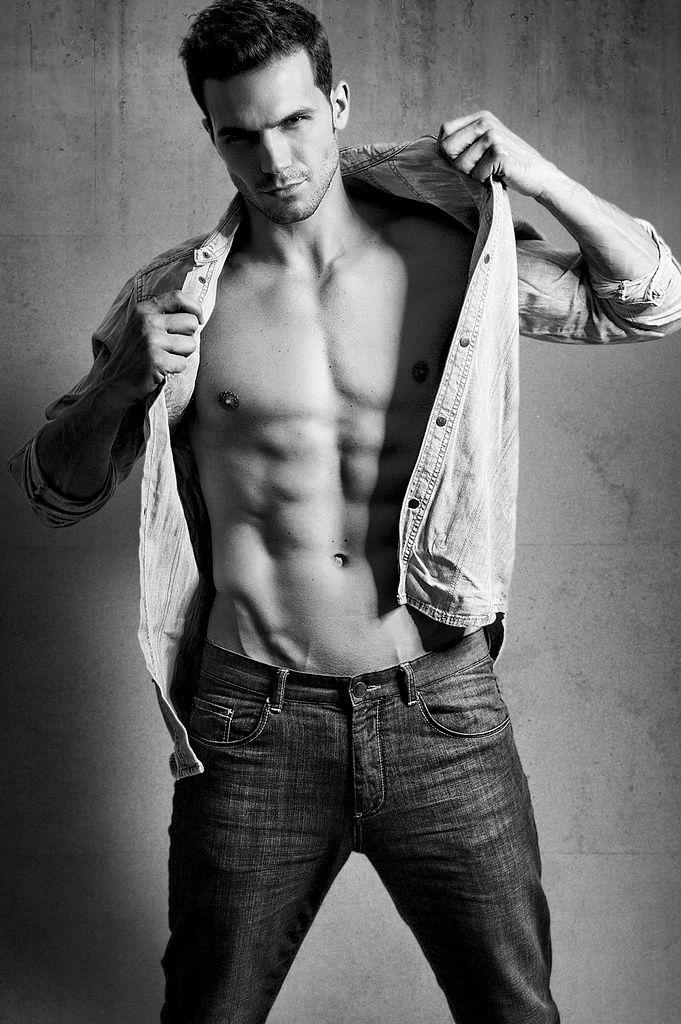 Adam Cowie, délicieusement mâle
