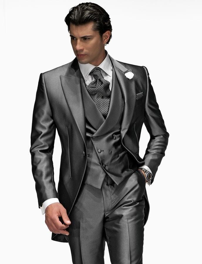 Custom Made homens ternos Casamento Noivo smokings formal melhor homem terno desgaste de negócios | Roupas, calçados e acessórios, Roupas masculinas, Ternos | eBay!