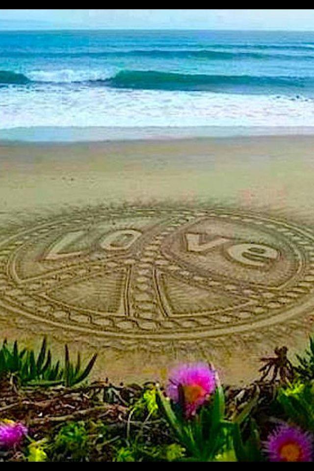 ☮✌~Paz y Amor ~✌☮ Peace ⊰❁⊱ Mandala ⊰❁⊱☮✿ڿڰۣ(̆̃̃ ❤