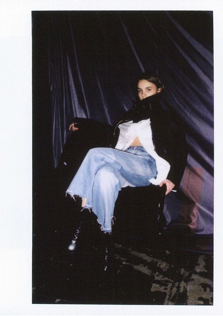 $1 463 Cotton jeans by Vetements