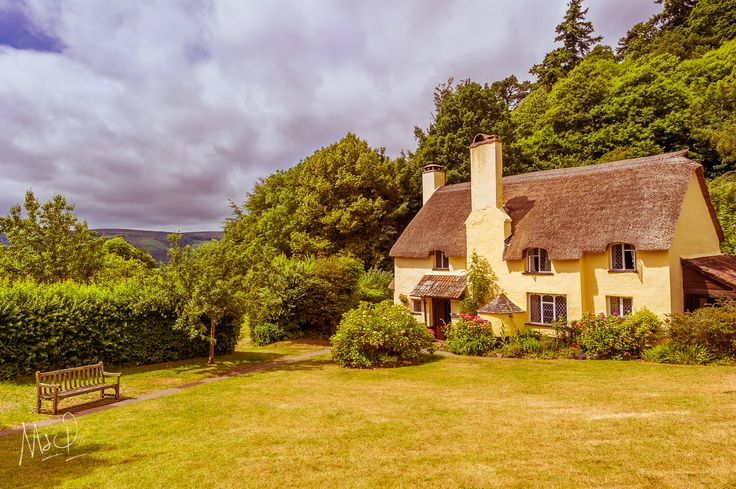 Well worth a visit to the Holnicote Estate #Exmoor   Photo by Mark Stothard - Read More http://msp.im/1R0KCQ6