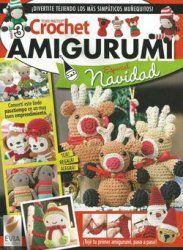 Tejido Practico Crochet: Amigurumi Especial Navidad №3 2014