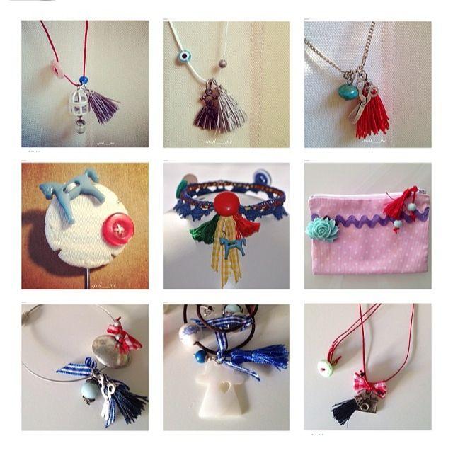 Handmade accessories full of joy!!!