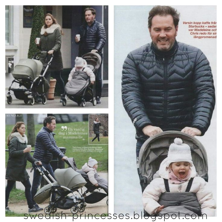 Princess Madeleine, Chris O'Neill, Princess Leonore and Princ Nicolas  http://swedish-princesses.blogspot.com/