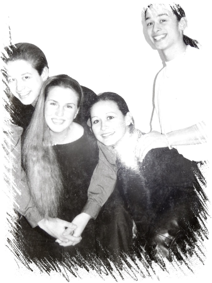 1998 Danny, Shirley, Yvette, David.