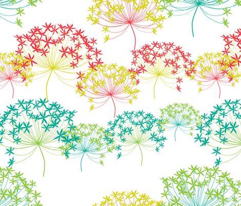 botanicalwonders fabric by mrshervi on Spoonflower - custom fabric