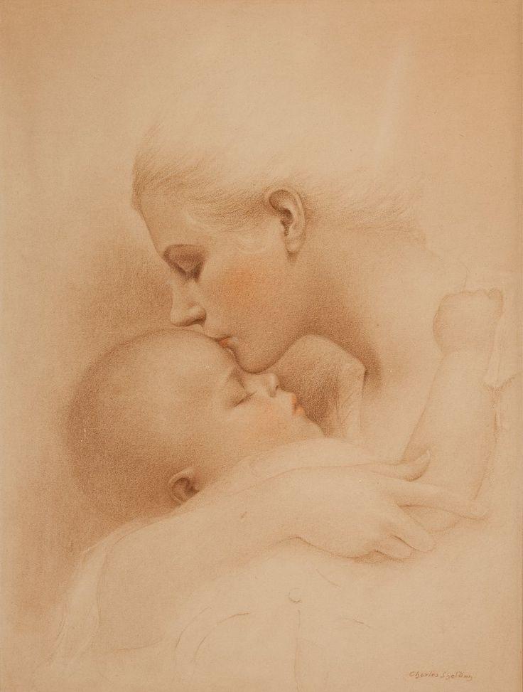 Картинки мать и дитя, открытки днем