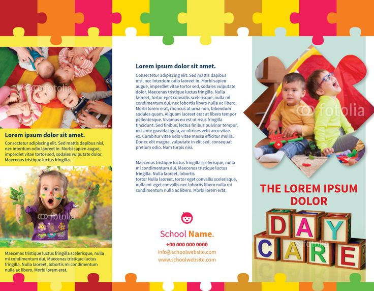 35 best ASTE\/JCOM 3090 Design Analysis Project images on Pinterest - daycare flyer template