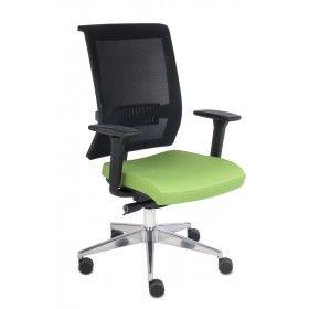 Fotel biurowy Level BS HD mix tkanin