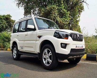 Mahindra Scorpio Automatic Review. Check complete performance and specification review here http://blog.quikr.com/2015/11/17/mahindra-scorpio-automatic-review/