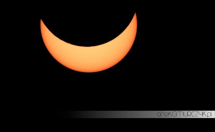 Zaćmienie słońca w Płocku #solareclipse #zacmienieslonca