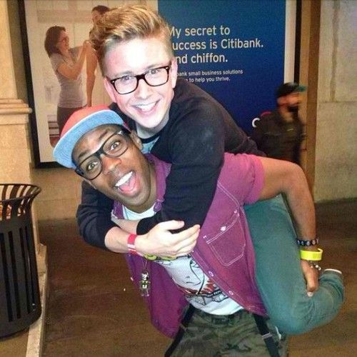 todrick hall and tyler oakley - Google Search