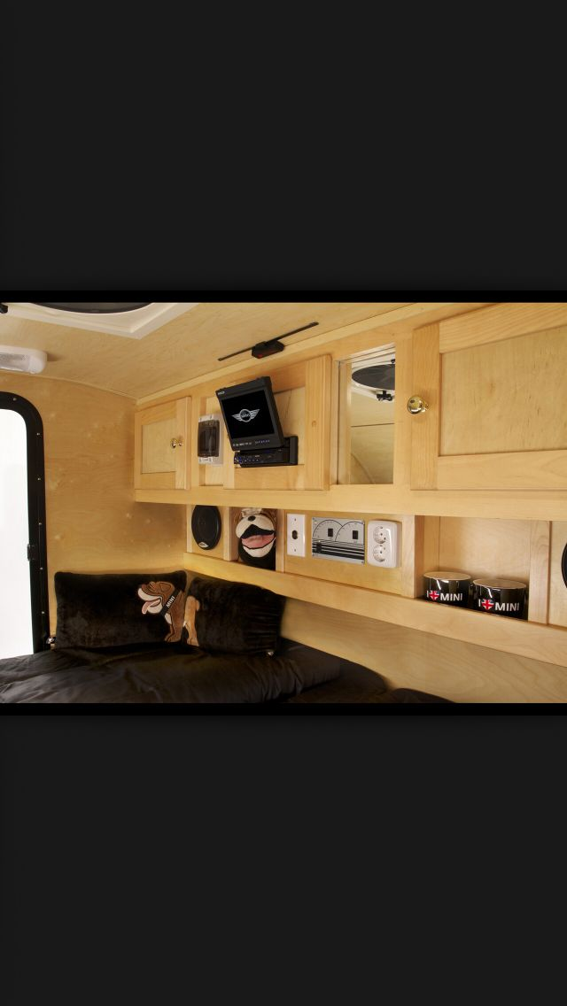 Meet The MINI Cowley Caravan Its A Glampers Dream Come True