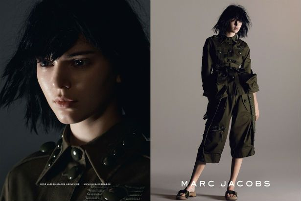 Kendall Jenner, Joan Smalls, Anna Ewers and 6 Other Models Star in Marc Jacobs Spring 2015 Campaign