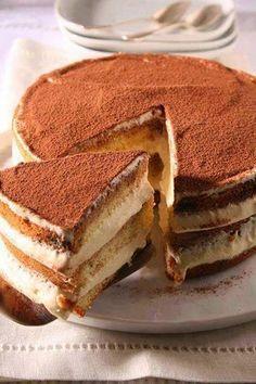 INGREDIENTI     uova: 3  zucchero: 150 gr  ricotta: 150 gr  marsala: 2 cucchiai  caffè espresso: 1 tazza  cacao: qb  pan di spagna (p...