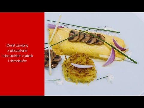 Zobaczcie jak łatwo przygotować pyszny omlet z pieczarkami!! #omlet #pieczarki #intermarche