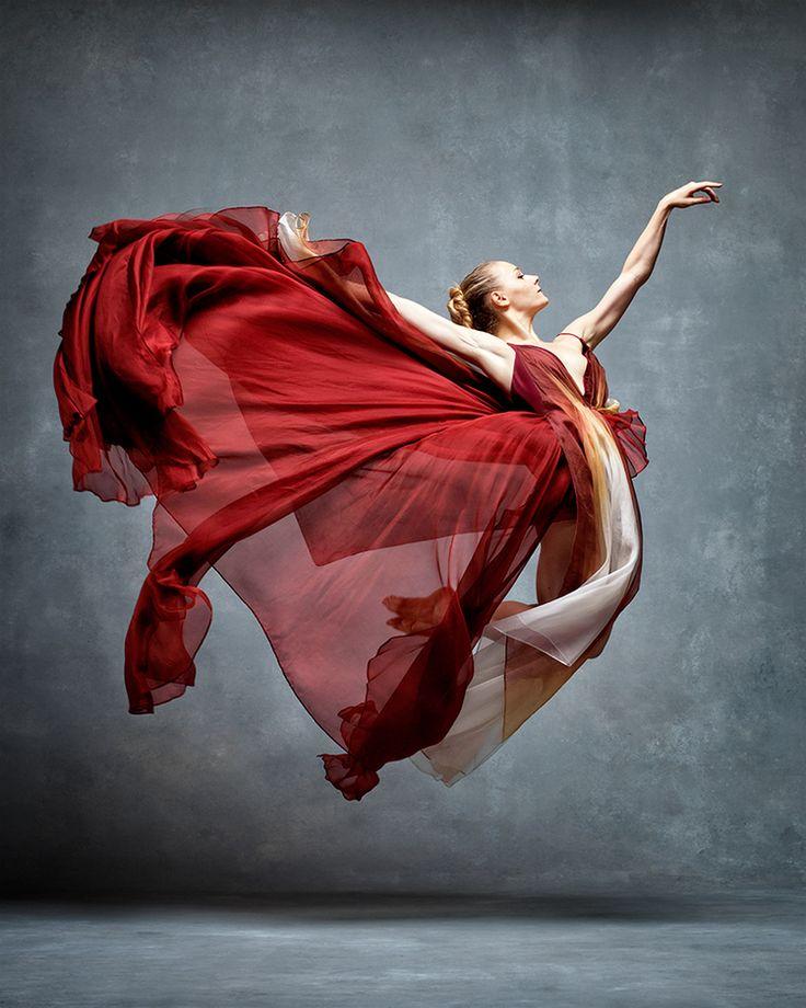 Charlotte Landreau  Martha Graham Dance Company
