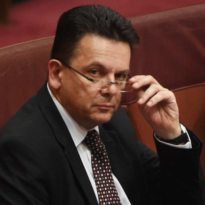 Senator Nick Xenophon says both major parties are guilty of ignoring attempts to reform entitlements rules.
