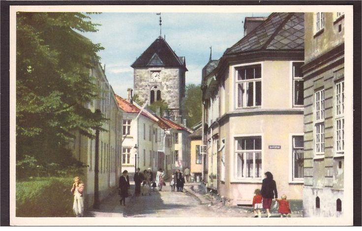 Trondheim St.Jørgensveita. Fargefoto. Aune 10f. St Oslo-.....B-52