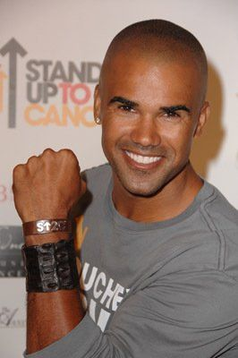 Shemar Moore. i forget that criminal minds has a storyline...