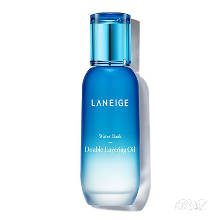 [LANEIGE] Water Bank Double Layering Oil 50ml / by Amore Pacific #Laneige