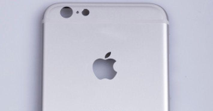 iPhone6(s): Facelift im Inneren; neuer NFC-Chip & effizientere Komponenten - Gehäuseteil 6s #iphone #apple