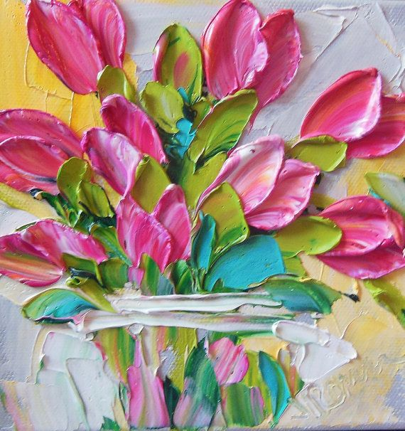 Hey, I found this really awesome Etsy listing at https://www.etsy.com/listing/181844561/still-life-pink-tulips-shabby-chic