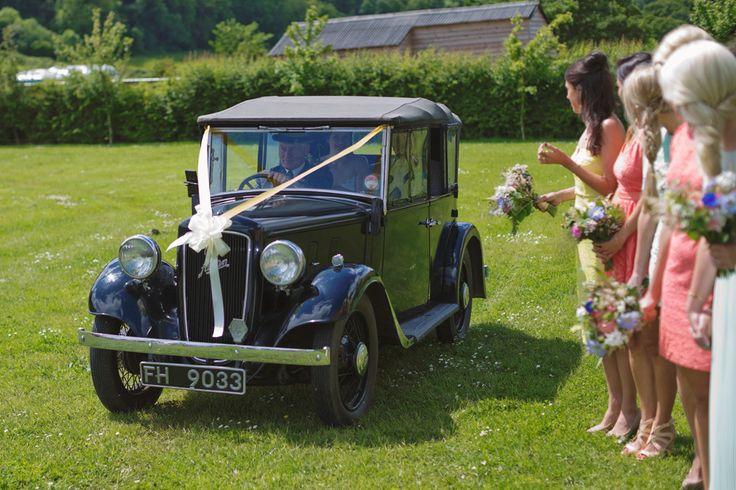 A Delightfully Handmade, Miss-Matched and Rustic Somerset Farm Wedding | Love My Dress® UK Wedding Blog